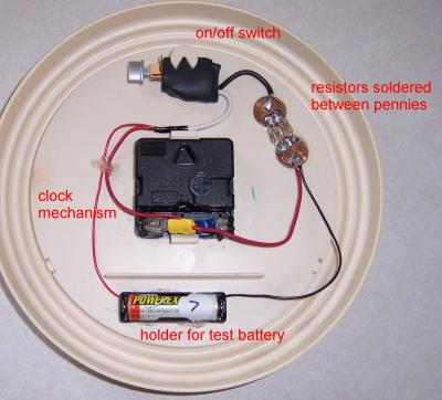 battery tester diagram