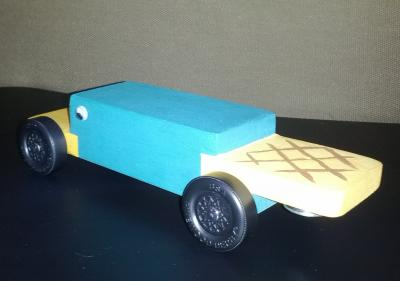 Perry the Platycar 1