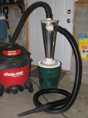 Cyclone Dust Separator For Shop Vac Korey Atterberry S Idle Chatter