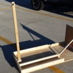 Collapsible FLL Table Cart