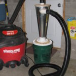 Cyclone Dust Separator for Shop Vac